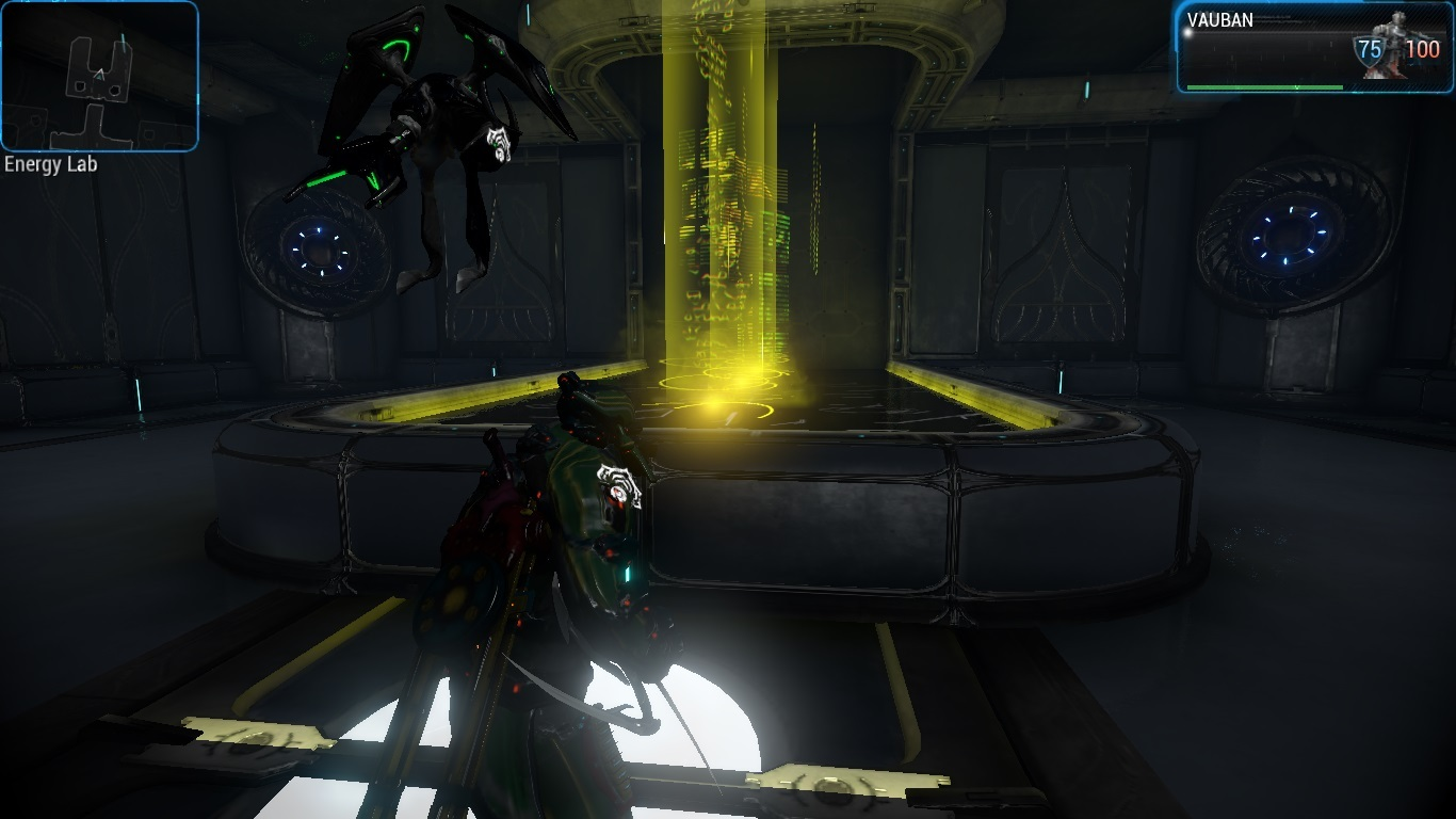 warframe how to leave a clan
